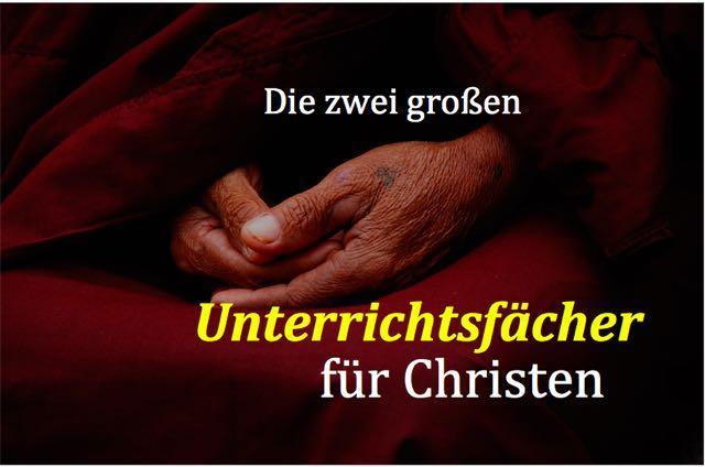 2 Lernfelder Christen