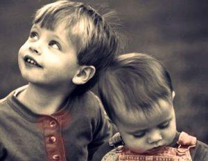 Kleine Kinder