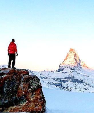 Emotionen und Berg